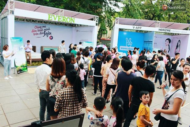 河内韩国文化日活动正式开幕 hinh anh 2