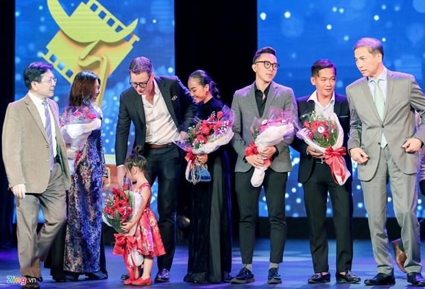 2016年越南电影风筝奖:电影《西贡:我爱你》荣获金风筝奖 hinh anh 1