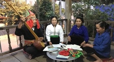 越南泰族天曲灵魂的守护者 hinh anh 1