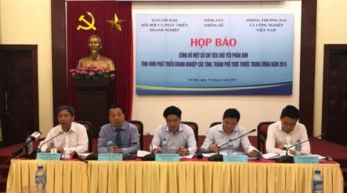 2000—2015年阶段越南企业发展状况评价指标出炉 hinh anh 1