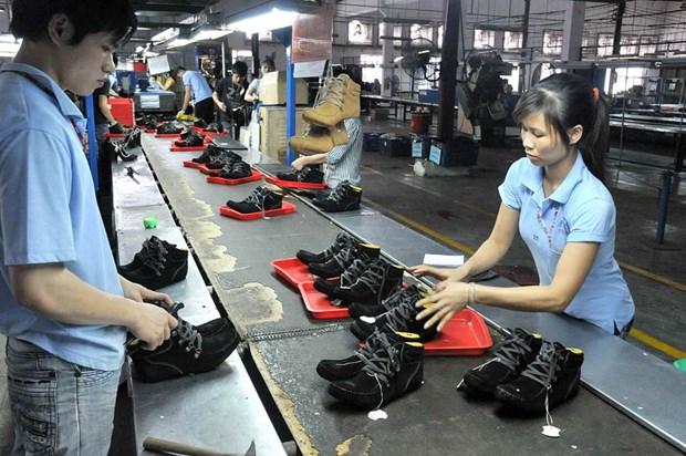 越南鞋类企业提高经营与出口能力 hinh anh 1
