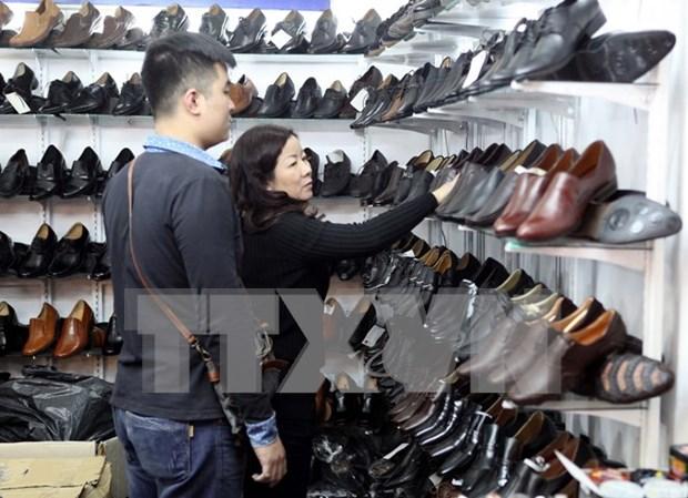 越南鞋类企业提高经营与出口能力 hinh anh 3