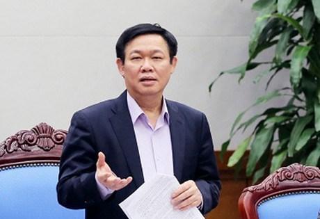 王廷惠副总理主持召开越南企业革新与发展指导委员会会议 hinh anh 1