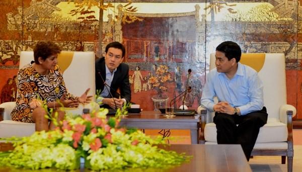 河内市与CNN 合作: 推广旅游形象的正确方向 hinh anh 1