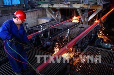 越柬力争将两国贸易额提升至50亿美元 hinh anh 1