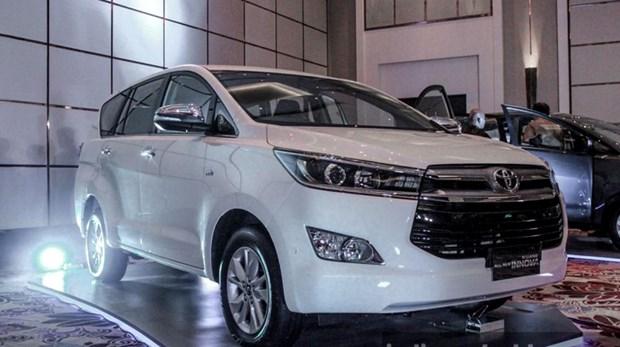 2017年第一季度越南汽车销量近6.5万辆 hinh anh 1