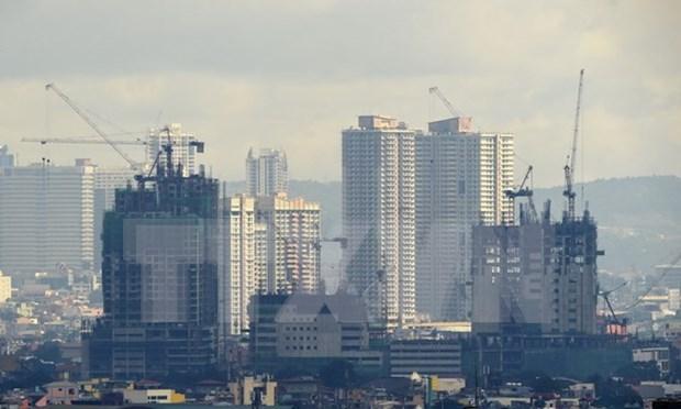 世行预测菲律宾经济增长6.9% hinh anh 1