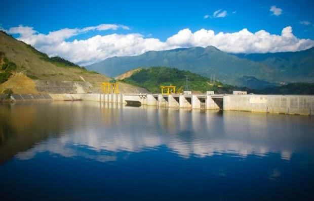 莱州水电站——西北充满吸引力的旅游景点 hinh anh 1