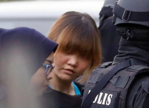 朝鲜男子遇害案延至5月30日再审 hinh anh 1