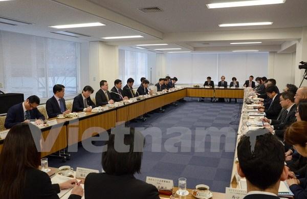 促进日本企业加大对越南的投资力度 hinh anh 1