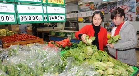 越南着力推动商品零售业可持续发展 hinh anh 1