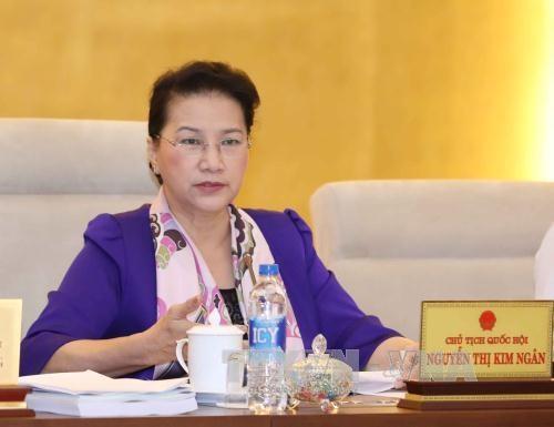 越南第十四届国会常委会召开第九次会议 hinh anh 1