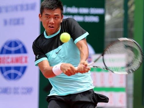ATP最新排名:李黄南排名创历史新高 hinh anh 1