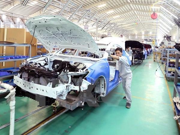 越南与中国寻找重型汽车配件领域合作商机 hinh anh 1
