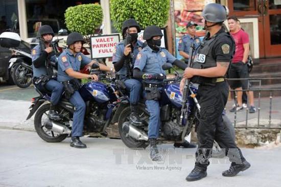 菲律宾南部连续发生爆炸事件 致7人受伤 hinh anh 1