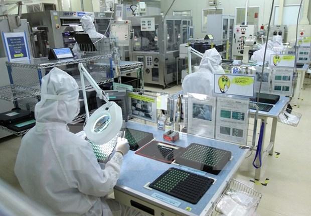 越南电脑和电子产品的出口额创下历史新高 hinh anh 1