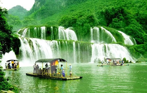 越南政府总理批准板约瀑布旅游区规划 hinh anh 2