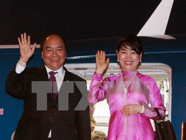 阮春福总理即将访问柬老两国:推进传统友谊与合作关系走向深入 hinh anh 1