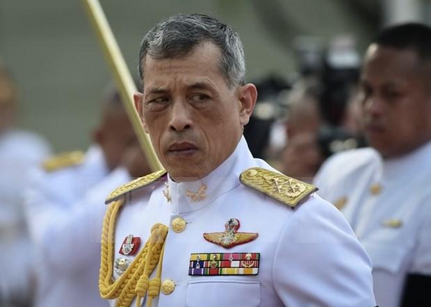 泰国新国王年底将正式登基 hinh anh 1