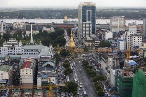 新加坡和越南成为缅甸两大投资来源国 hinh anh 1
