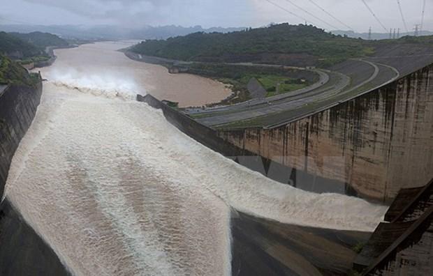 新西兰为越南确保大坝安全提供协助 hinh anh 1