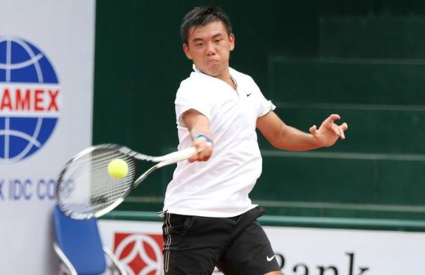 ATP最新排名:李黄南居世界第592位 hinh anh 1