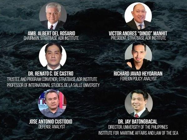 """菲律宾专家:中国所谓""""九段线""""的确缺乏国际法律依据 hinh anh 1"""