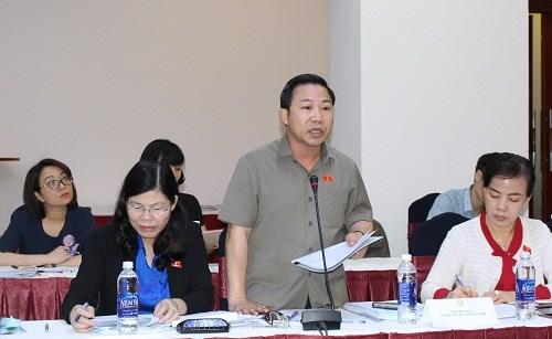 越南国会社会问题委员会举行第6次全体会议 hinh anh 2