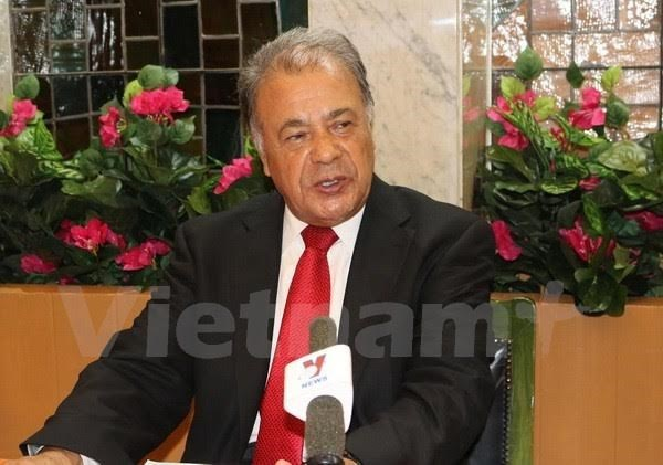墨西哥劳动党全国协调员阿尔贝托•安纳亚高度评价越南4·30大捷的意义 hinh anh 1