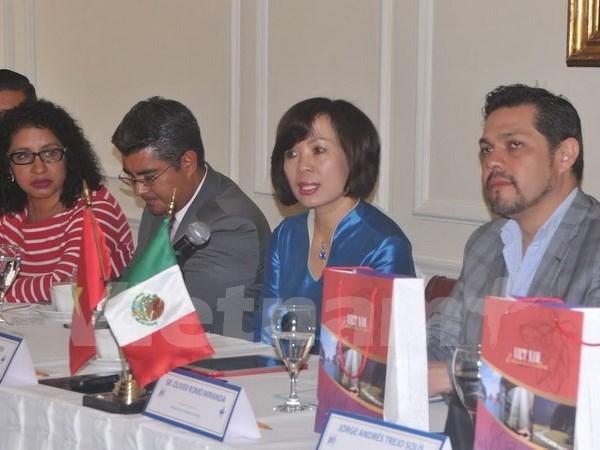 墨西哥知识分子羡慕越南在经济社会发展所取得的成就 hinh anh 1