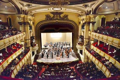 河内大剧院从6月起开门迎接各地游客前往参观 hinh anh 1