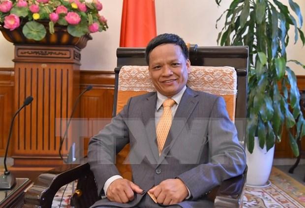 越南首次有代表参加国际法委员会会议 hinh anh 1