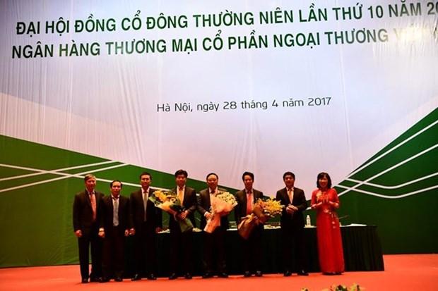 越南外贸股份商业银行拟在美国纽约设立代表处 hinh anh 1