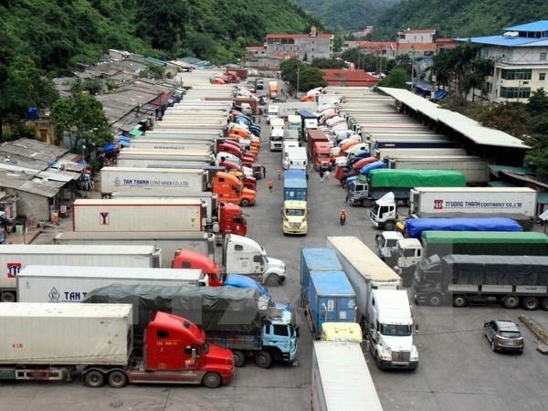 今年前4月越南贸易逆差额达近28亿美元 hinh anh 2