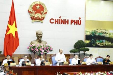 阮春福总理:尽快克服农产品市场管理工作的不足之处 hinh anh 1