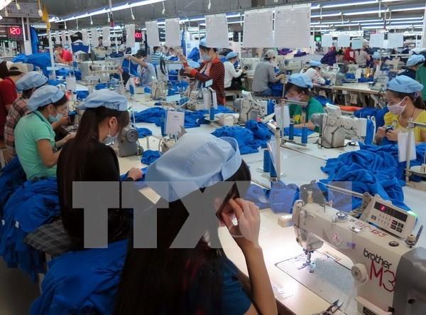 越南纺织行业正在迎来积极信号 hinh anh 1