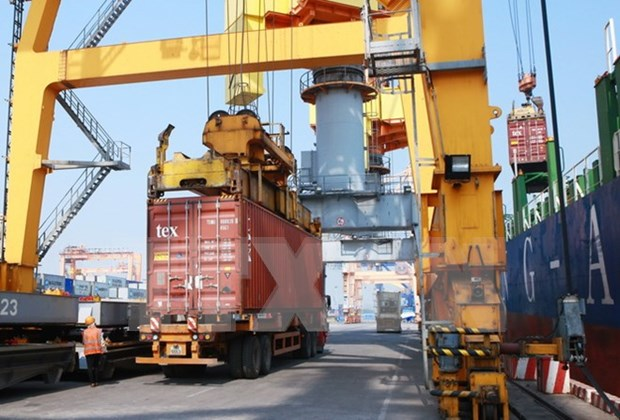 今年前4月越南贸易逆差额达近28亿美元 hinh anh 1