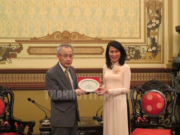 日本继续为赴日学习的越南研修生提供便利 hinh anh 1