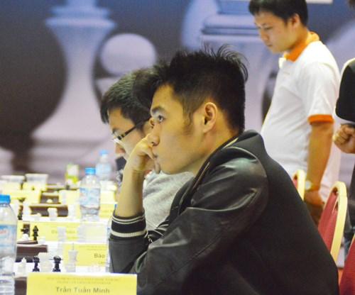 2017年亚洲国际象棋青年锦标赛:越南棋手陈俊明夺金 hinh anh 1