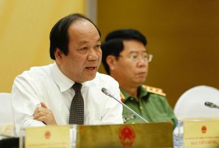 越南政府4月份例行记者会就舆论关注的问题进行解答 hinh anh 3