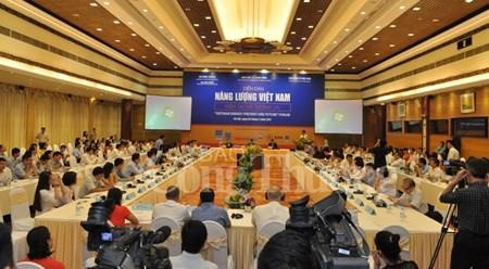 """题为""""越南能源:当今及未来""""的论坛在河内举行 hinh anh 1"""