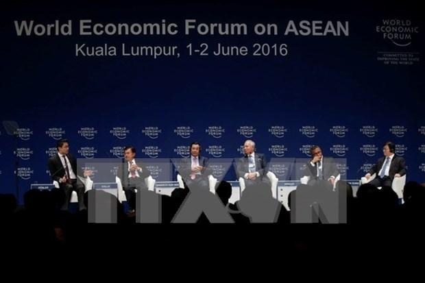 2017年世界经济论坛东盟峰会即将在金边举行 hinh anh 1