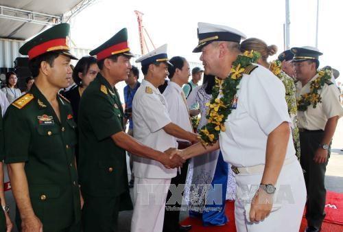 2017年太平洋伙伴计划在越南岘港市正式启动 hinh anh 1