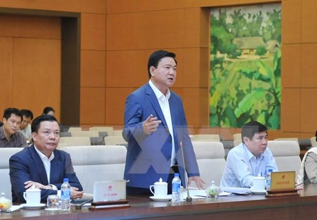 越共第十二届中央委员会第五次全体会议7日进入第三个工作日 hinh anh 1