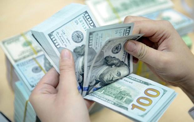 9日越盾兑美元中心汇率上涨6越盾 hinh anh 1