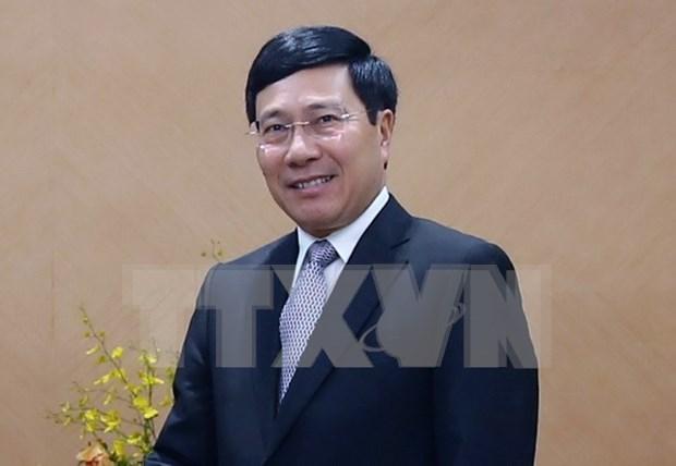 2017年APEC会议:越南新展望、新地位 hinh anh 1