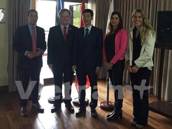 越南在阿根廷加强国家形象推广 hinh anh 1