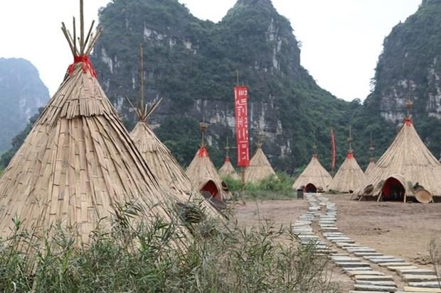 越南旅游形象大使访问《金刚:骷髅岛》取景地 hinh anh 2