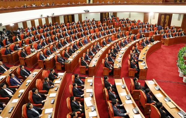 越共第十二届五中全会落幕 发布三项经济决议 hinh anh 3