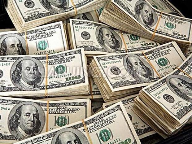 11日越盾兑美元中心汇率上涨4越盾 hinh anh 1